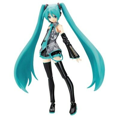 "15cm/6"" Anime Vocaloid Hatsune Miku Action Figma Figure Childs Toy Doll Novelty"