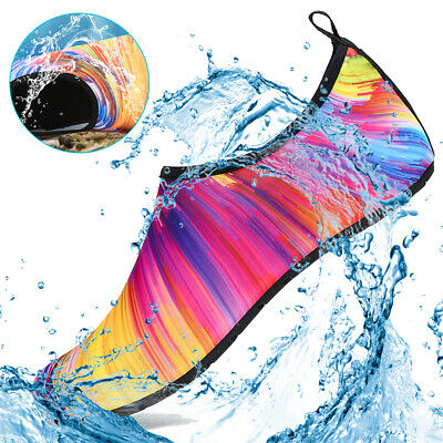 Unisex Water Shoes Aqua Socks Diving Socks Wetsuit Non-slip Swim Beach yoga