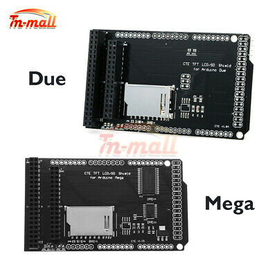 TFT/SD Shield Expansion Board Module For Arduino Mega 2560 Due LCD Module 2.8
