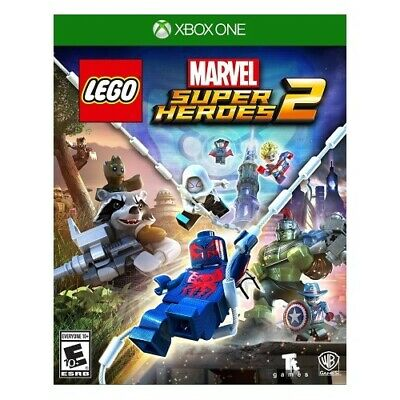 Whv Games War 59779 Lego:marvel Superheroes 2
