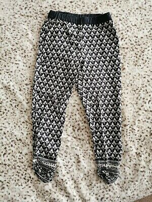 Next Girl Summer Trousers Size 8 Years