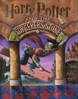 Harry Potter Series Complete 1997/2007 (J. K. Rowling) Ebook PDF Free schipping