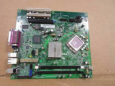 Dell Genuine Optiplex 360 System Motherboard Socket 775 0T656F T656F