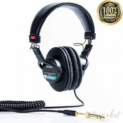 SONY stereo headphone High sound quality Folding type MDR7506 genuine from JAPAN