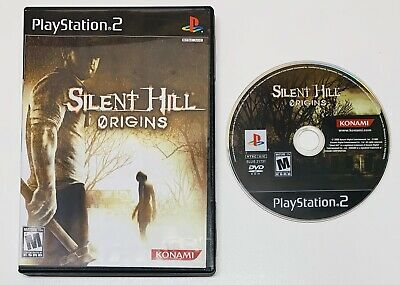 Silent Hill Origins (Sony PlayStation 2, 2008) PS2 EXCELLENT DISC! FAST SHIP!