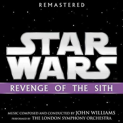 Star Wars Episode Iii Revenge Of The Sith (Soundtrack) New & Sealed