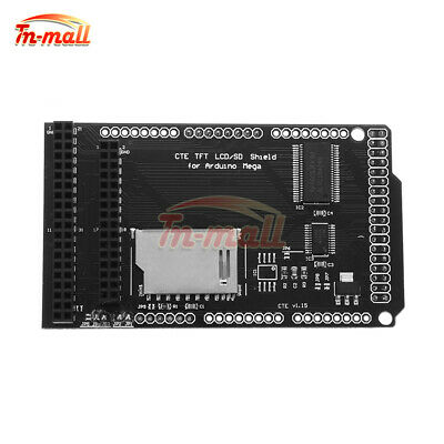 TFT/SD Shield Expansion Board For Arduino MEGA 2560 LCD Display Module SD Card