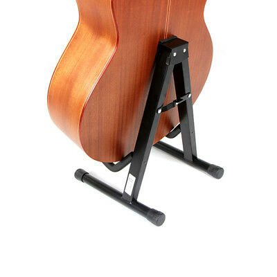 Electric Acoustic Bass Tripod Guitar Stand GIG Folding Floor Rack Holder AUStock