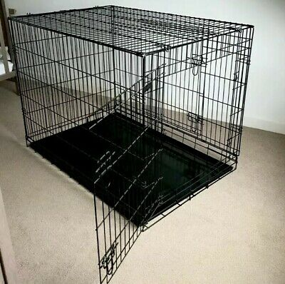 X Large Dog/Pet Cage Folding Carrier Crate,Wilmington/Dartford Collection VGC!