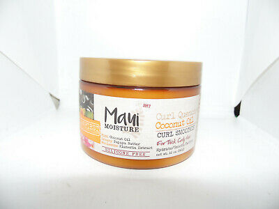 MAUI MOISTURE CURL Smoothie Coconut Oil Curly Hair ( USED