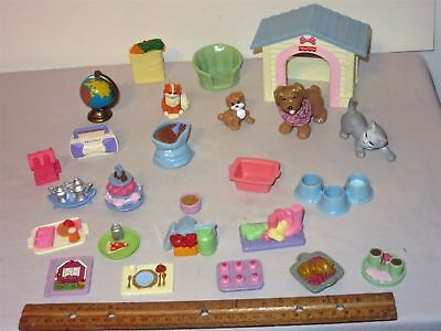 Fisher Price Loving Family Dollhouse People, Pets & Accessories  - You Choose