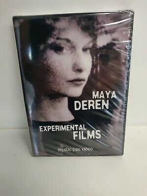 Maya Deren - Experimental Films Mystic Fire Video (DVD, 2002)