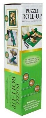 Puzzle Roll Up Mat Tube Storage with Straps for 2000 Pieces by Crown NEW