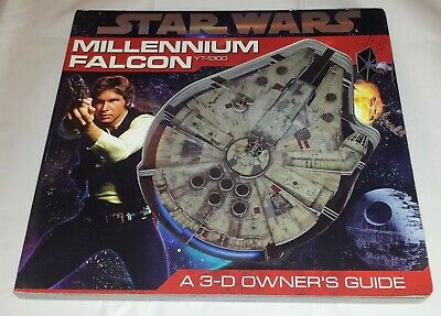 Star wars : Millennium falcon : YT-1300 : 3-D Owners Guide