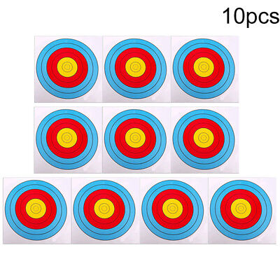 PACK OF 25 BY ARROWHEAD ARCHERY TARGETS FULL SIZE 122cm 4 PLY TOUGH PAPER