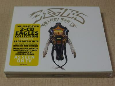 Eagles: The Very Best Of by Eagles Collection (2CD, Jan 1, 2003)