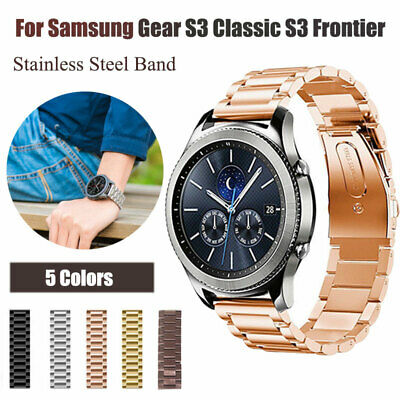 Bracelet 22mm bande For Samsung Galaxy Watch 46mm Gear S3  Frontier/Classic 46mm