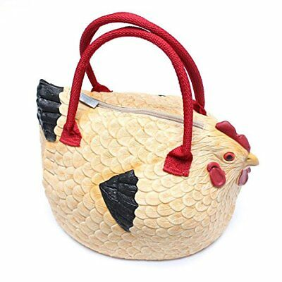 "Rubber Chicken Purse - The ""Hen Bag"" Handbag"