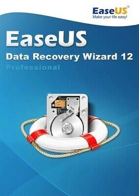 EaseUS Data Recovery Wizard Professional 12.9 (1 Win PC - unbegrenzt) ESD