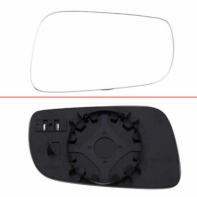 Side Mirror Glass Aspherical Heated LEFT Fits MERCEDES W211 S211 1998-2003