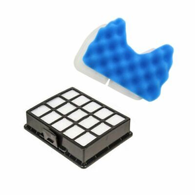 1X(6pcs/lot Vacuum cleaner dust hepa filter & foam filter replacements for A1C9