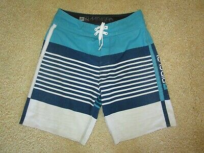 Boys Cotton On Kids navy Shorts with an elastic waist   Size 6
