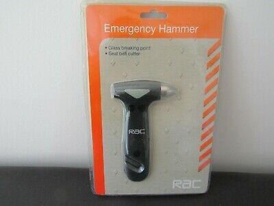 12 x RAC Emergency Hammers