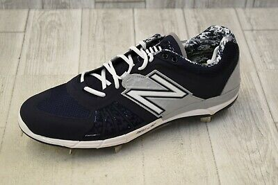 New Balance L3000TN2 Low Cut Metal Baseball Cleats, Men's Size 16D, Navy NEW