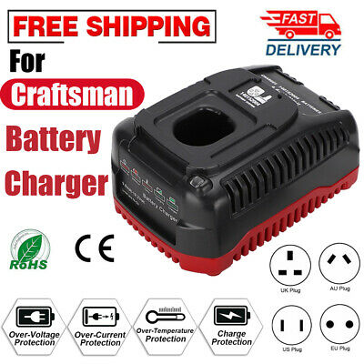 Battery Charger for Craftsman C3 9.6 Volt and 19.2 Volt Lithium-Ion NICD Battery