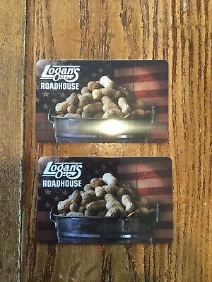 Logan's Roadhouse Gift Cards - $50 value