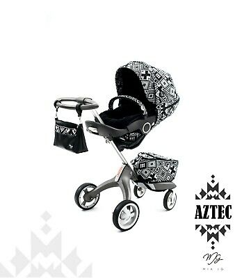 Colourpack to fit Stokke Xplory v3-v5 + Crusi and Trailz! AZTEC! :)