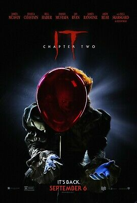 It Chapter 2 - $8 Off (1) Movie Ticket Theater Admission Pass (Atom Tickets)
