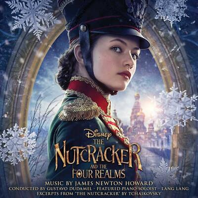 Disney's The Nutcracker & The Four Realms (Soundtrack) [Cd] C11 - New & Sealed