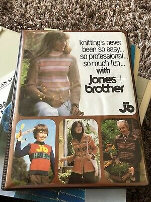 Jones Home Knitting Tuition Book