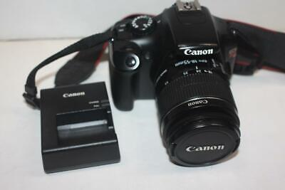 Canon EOS Rebel T3 12.2MP Digital SLR Camera Body with EFS 18-55mm Lens