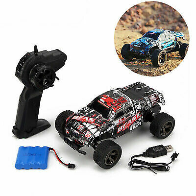 2.4G High Speed Racing Remote Control Climbing Car Toys RC Electric Toy Model
