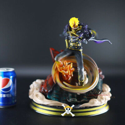 One Piece Vinsmoke Sanji Resin Model Painted Statue Gelma66 Star Rain Collection