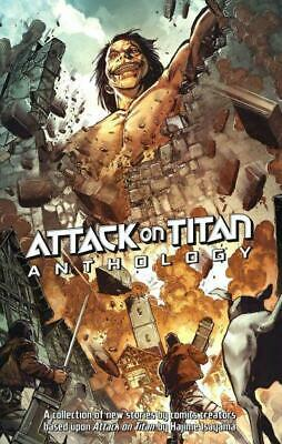 Attack on Titan Anthology - Previews Exclusive Edition