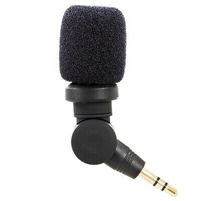 Saramonic Sr-Xm1 3.5Mm Trs Microphone Plug and Play Mic for Gopro Osmo Dslr K6F7
