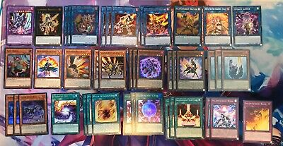 YUGIOH - Salamangreat Deck Core (43 Cards Total) - Near Mint - With Extra Deck