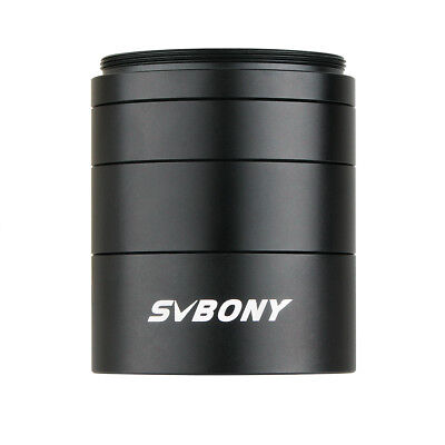SVBONY M42*0.75mm Thread Extension Ring Tube Set 5-20mm for Astronomy Telescope