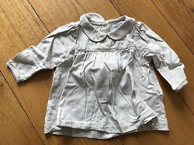 Marie Chantal Baby Girls 100/% Cotton Top Various Sizes NWT SP £40
