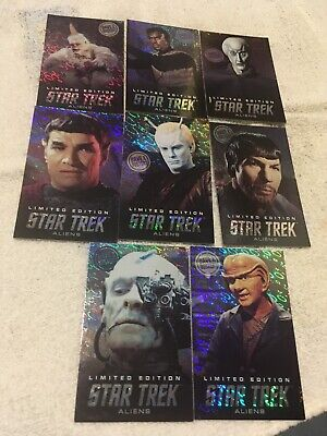 Star Trek COMPLETE Limited Edition SET Coin Pusher Game @ Dave & Busters