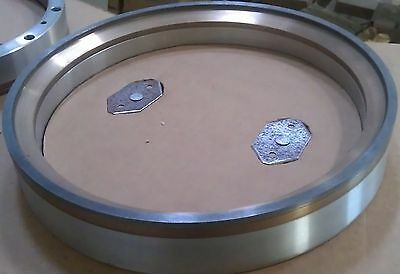 Diamond straight grinding wheel, ring 1BZ  2A2T, D 250 mm, Agathon, Swiss made