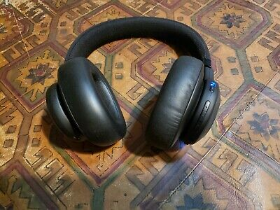 JBL E65BTNC Wireless Noise Cancelling Over-the-Ear Headphones Only! Works Great!