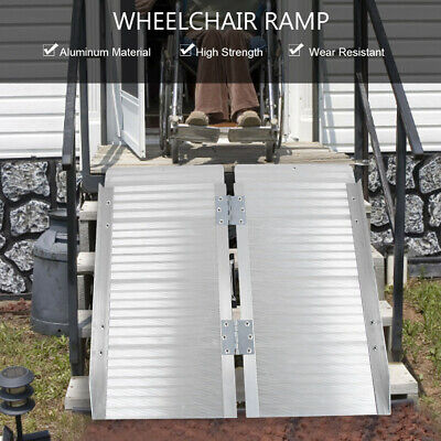 Aluminum Wheelchair Access Ramp Driveway Ramps Ramp for Wheelchair Disability