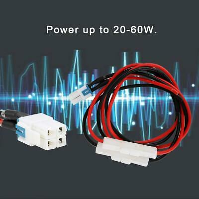 4-Bit Short Wave Radio Power Supply Cable Cord Wire for Yaesu ICOM Kenwood