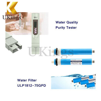 Reverse Osmosis Element Water Filter Membrane Element ULP1812-75GPD