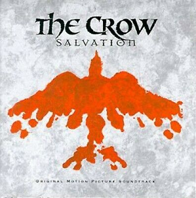 The Crow - Salvation Soundtrack By Marco Beltrami , Music CD