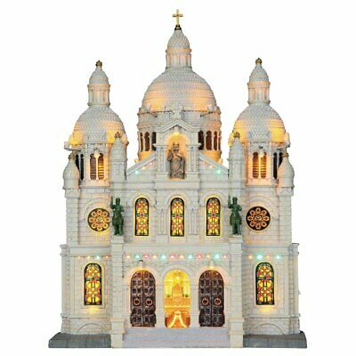 Lemax Cattedrale Europea - Europe Cathedral Cod.25334 Village Presepe